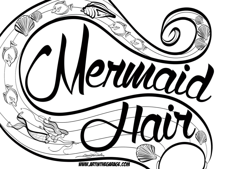 4-24-30 Mermaid Hair