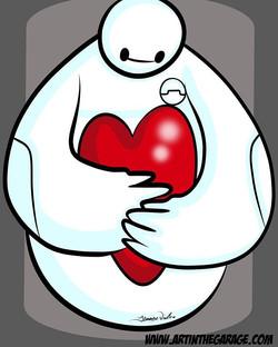 11-15-16 Baymax Hugs