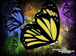 4-16-21 The Butterflies