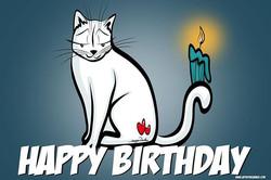 2-15-19 Happy Birthday Catman
