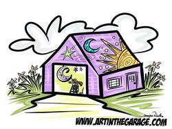 4-10-18 Art In The Garage LOGO.