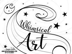 3-23-21 Whimsical Art