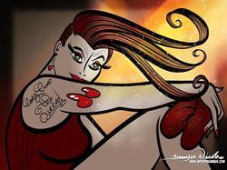 7-24-18 Queen Of Hearts