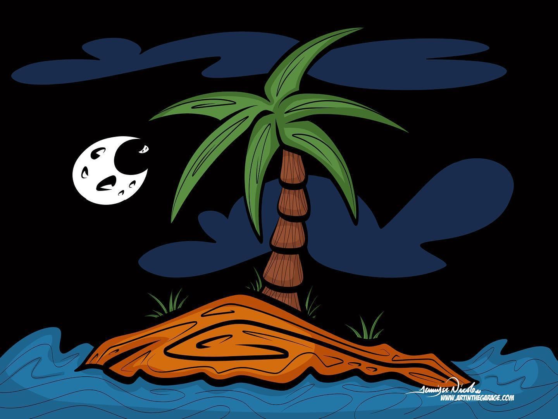 5-6-20 Desert Island