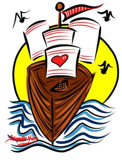 2-1-13 Sailboat