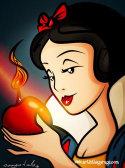 1-9-16 Happy Birthday Snow White