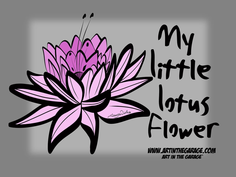 7-22-20 My Little Lotus Flower
