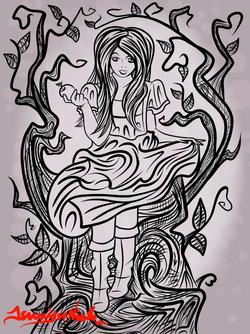 1-2-14 Sketch Snow White.png