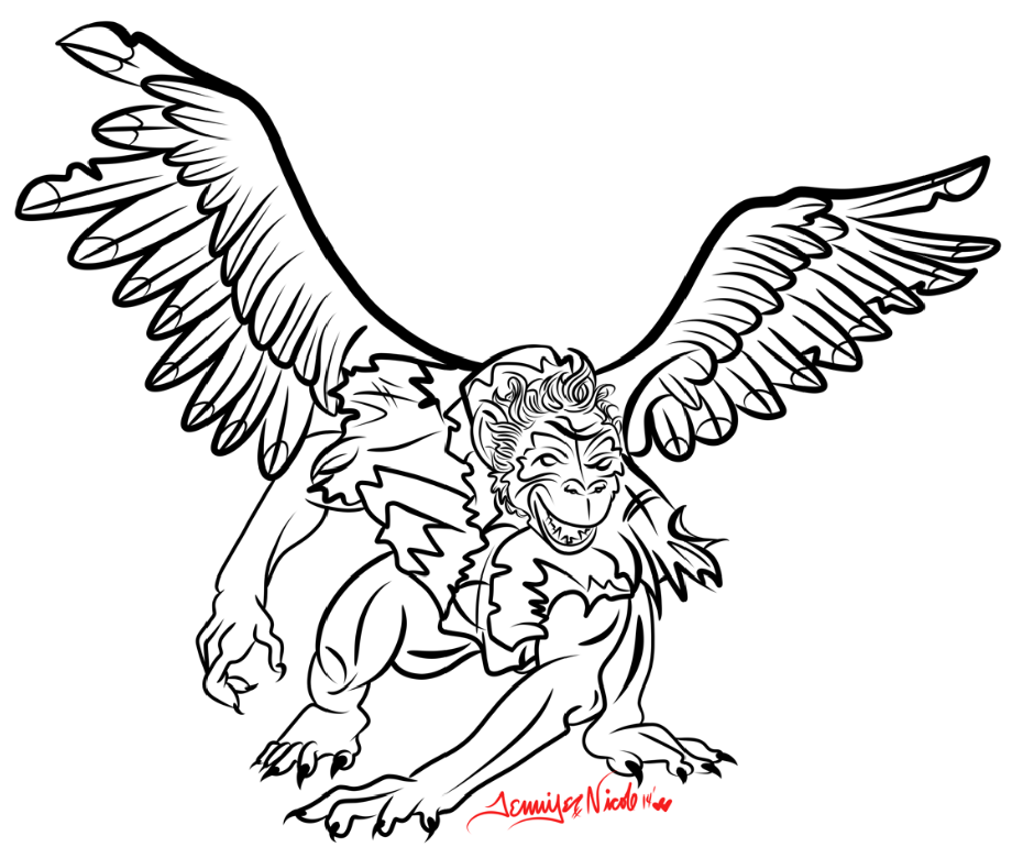 1-18-14 Winged Monkey.png