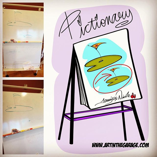 2-10-19 Pictionary