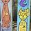 Thumbnail: Folk Art Dogs