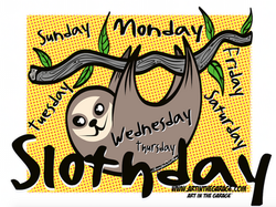 6-27-21 Slothday