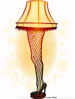 12-6-14 Yes, It Really is The Leg Lamp.png