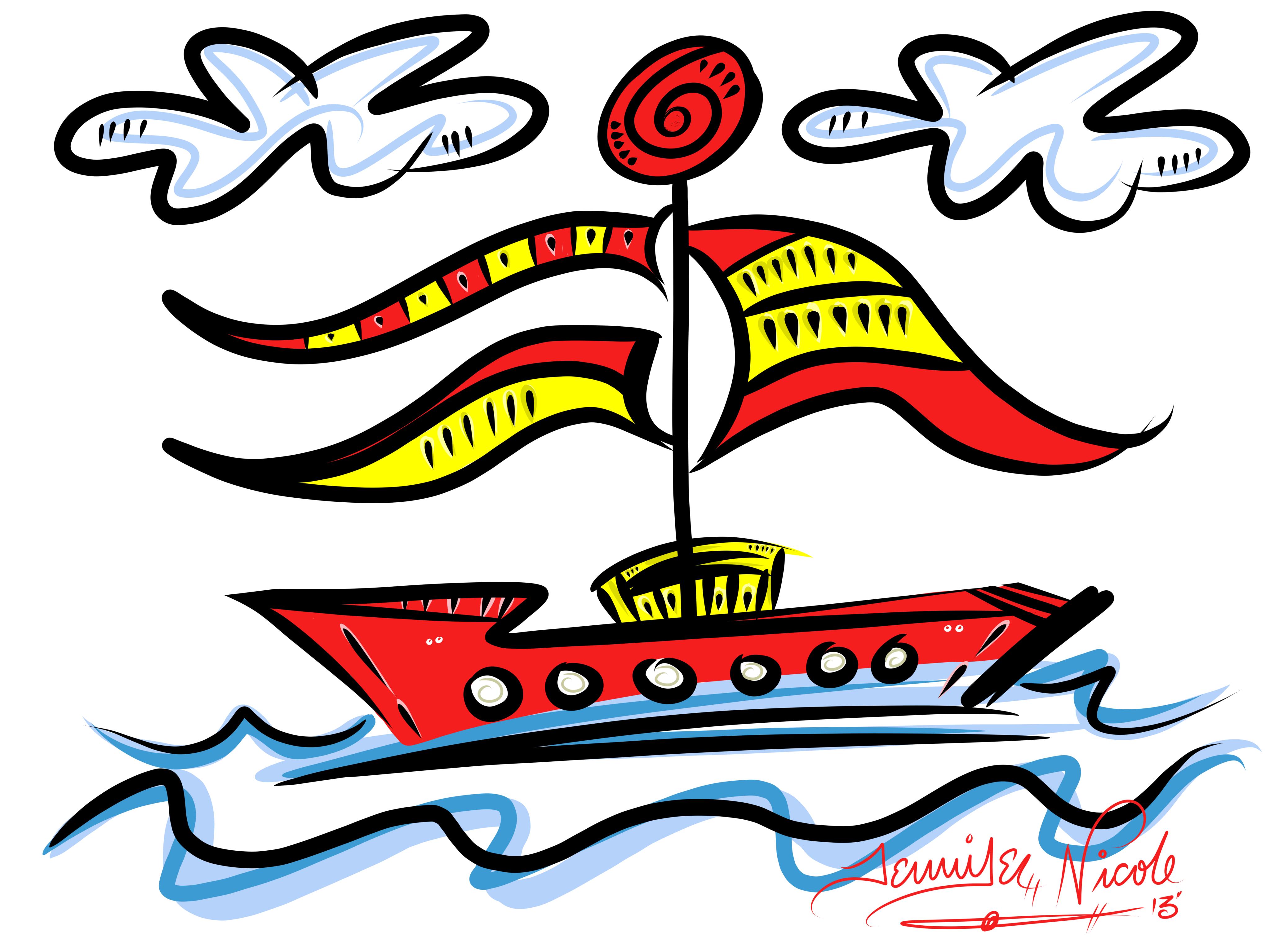 1-8-13 Boat