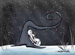 2-1-21 Snowy Nights