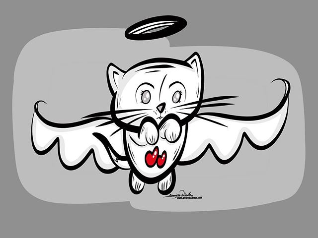 4-11-18 Kitty Angel