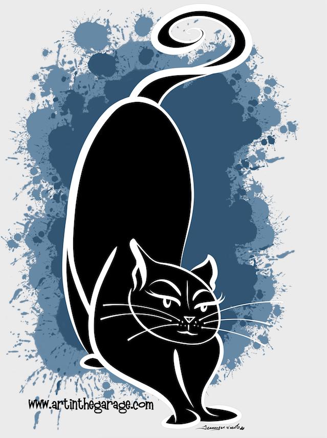 11-1-15 Black Cat