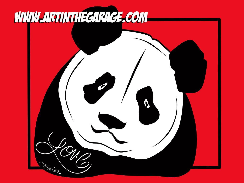 7-7-20 Panda Love