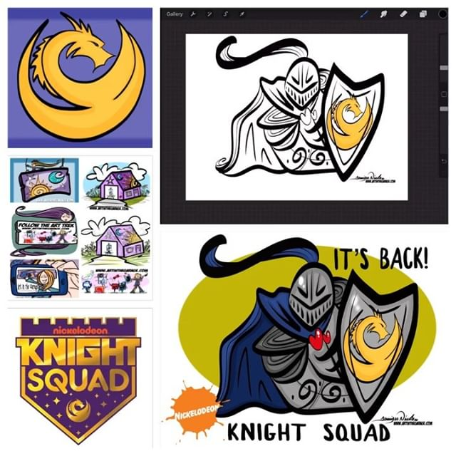 9-22-18 IT'S BACK! Knight Squad On Nicke