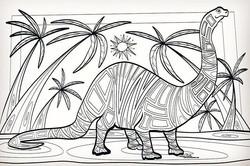 3-11-19 Brontosaurus