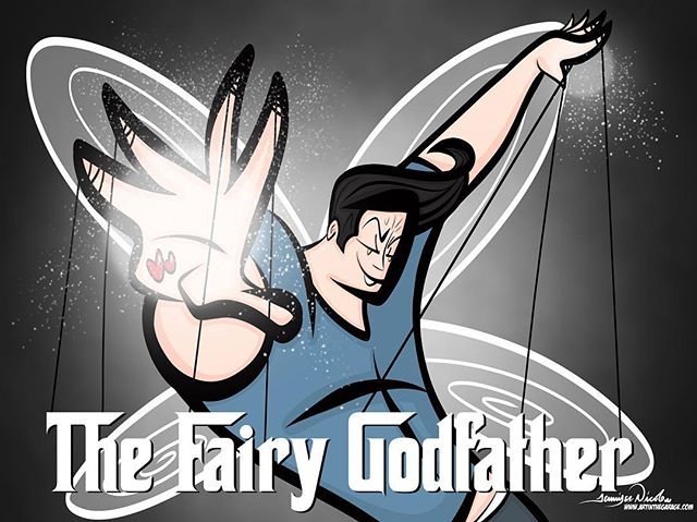 12-30-18 The Fairy Godfather