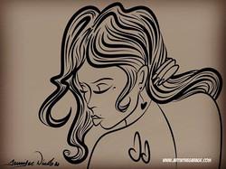 9-10-16 Outline Girl