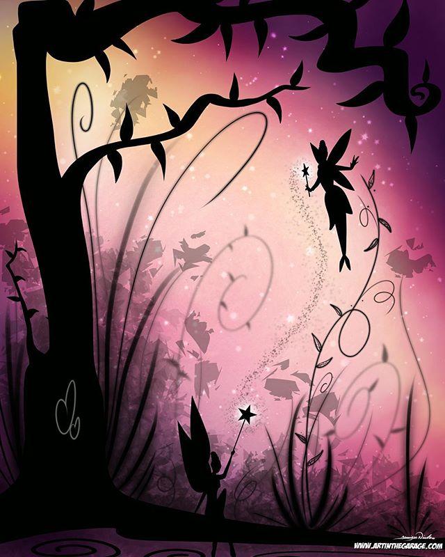 4-26-18 Fairy Scene