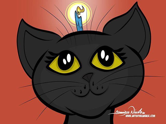 2-15-20 Happy Birthday Catman