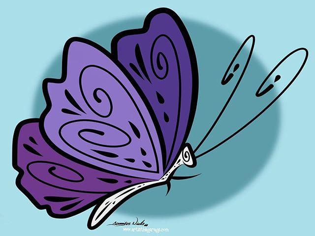 6-10-16 Butterfly
