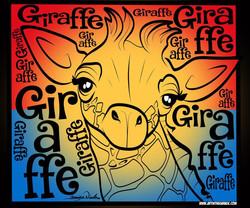 7-8-20 Giraffe