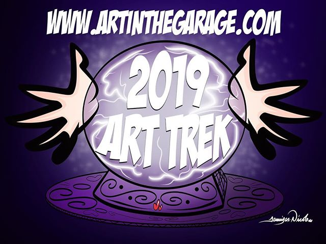 12-20-18 Art Trek 2019 Coming Soon