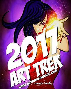 2017 Art Trek by Jennifer Nicole Art In The Garage