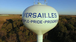 versailles water tower