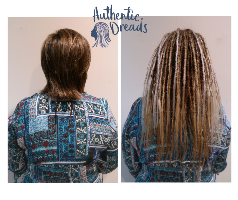 Thick Hair Dreadlocks Extensions