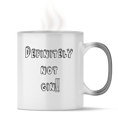 Definitely not gin Magic Mug