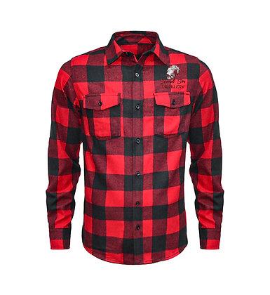 Second Son  - Unisex Flanel Shirt