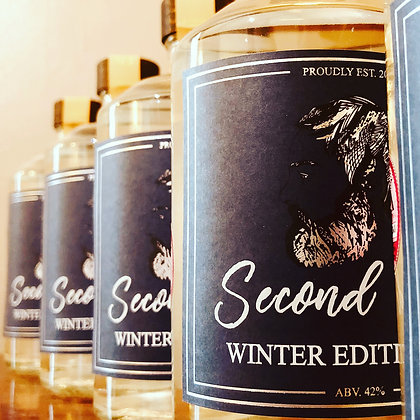 Winter Spiced Gin