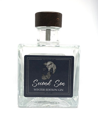Second Son spiced Winter Gin 20cl