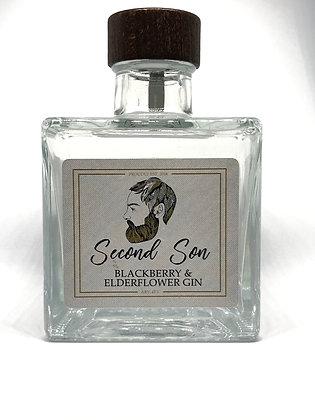 Elderflower & BlackBerry Gin 20cl