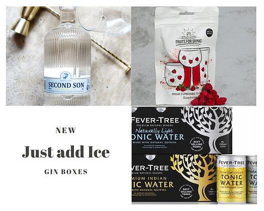 Gin & Tonic Box. Just add ice