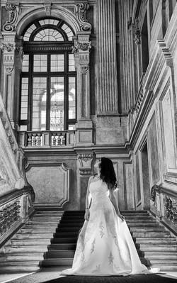 Nell'antico palazzo