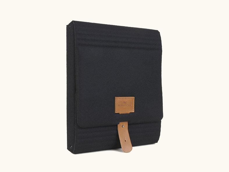 Nomadchik Boîte à chemise Whisky, pour transport chemise sac à dos