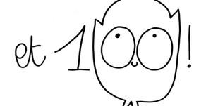 Et de 100 !
