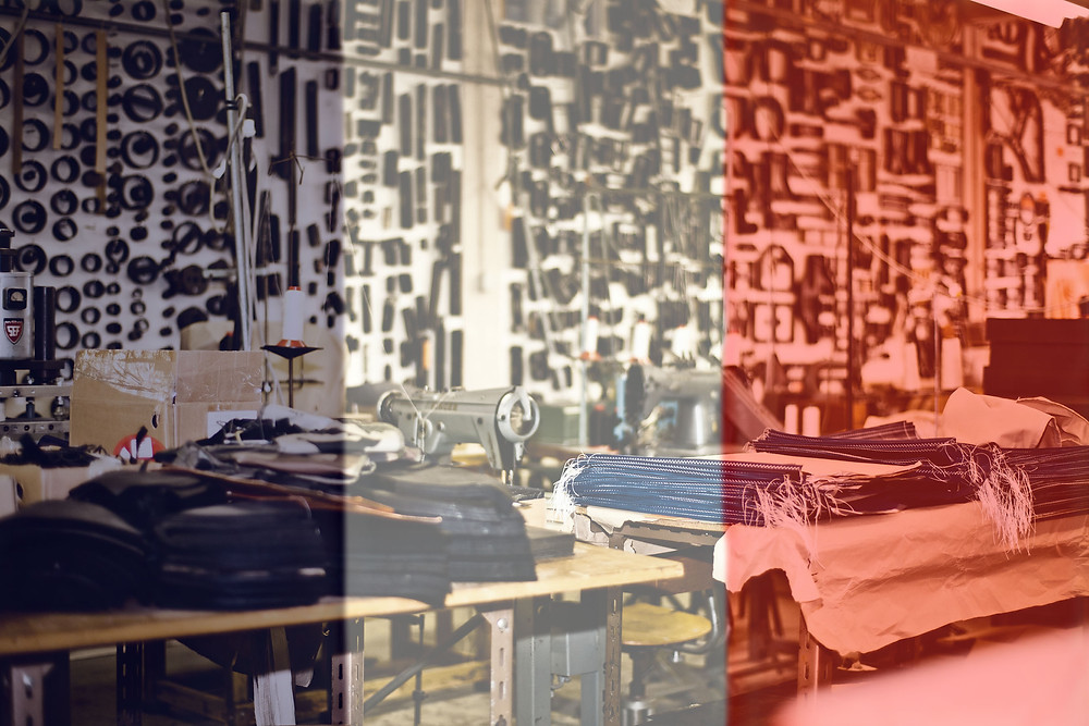 Nomadchik - Usine Textile - Fabriqué en France
