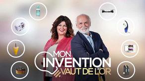"""Nomadchik dans l'émission de M6 """"Mon invention vaut de l'or"""" !"""