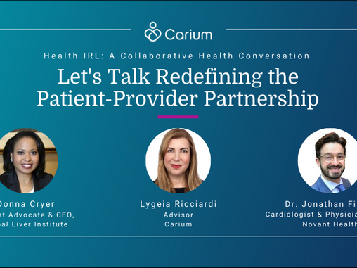 Redefining the Patient-Provider Partnership