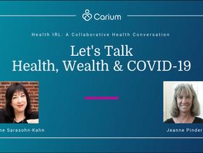 Health, Wealth & COVID-19