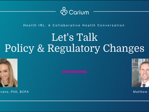 Policy & Regulatory Changes
