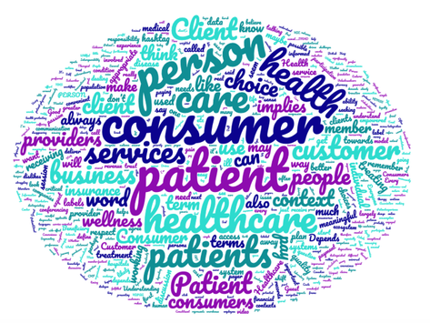 Consumer? Patient? Or Person?