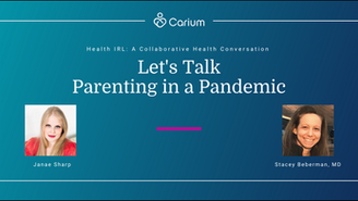 Parenting during a Pandemic